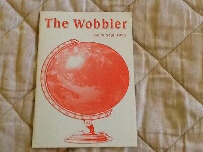 zion train 3issues of the wobbler