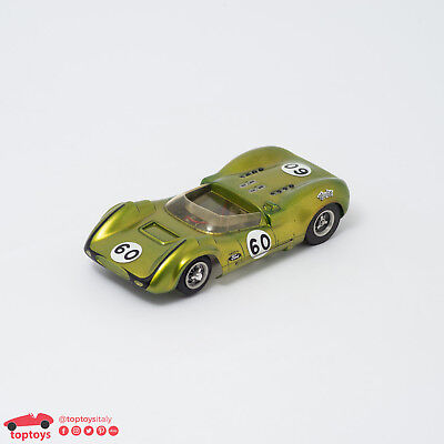 Revell Ford Genie 1:24 asymmetrical chassis working 1960's slot car