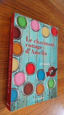 ** Abby Clements ** Le Charmant Cottage D'amelia ** Feel Good Book **