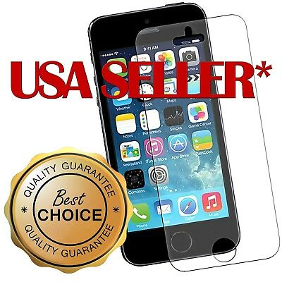 Screen-Protector-Guard-For-iPhone-5-5S-5C-SE (4-Pcs-Clear)