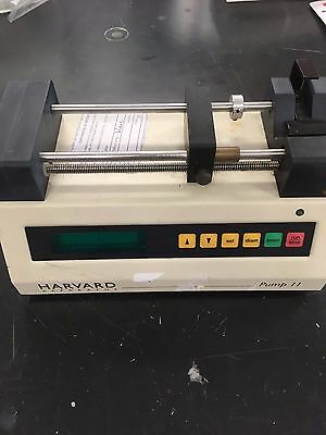 Harvard Apparatus syringe pump 11, 250V