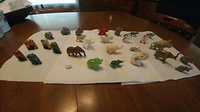 Lot Of 29 vintage Collectible Elephants