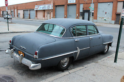 1954 Plymouth Savoy Sedan 1954 Plymouth Savoy 4 Door Sedan Vintage Classic Car