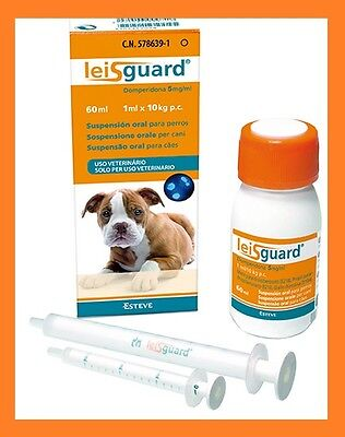 LEISGUARD SUSPENSION ORAL 60ML Ecuphar FREE SHIPPING EUROPE