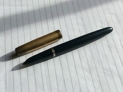 Vintage Fountain Pen. Sheaffer . Gold Filled Cap. As Found