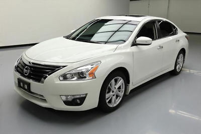 2015 Nissan Altima  2015 NISSAN ALTIMA 2.5 SV AUTO SUNROOF NAV REAR CAM 49K #481732 Texas Direct