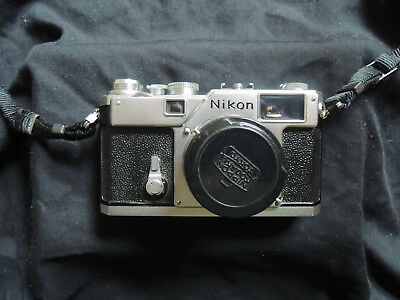 *Excellent Nikon S3 Rangefinder Camera with 50mm 1.4 lens.