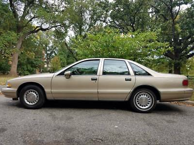 1994 Chevrolet Caprice  Chevrolet Caprice Classic only 42K