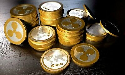100 Ripple XRP Cryptocurrency Free and Fast to your XRP Wallet