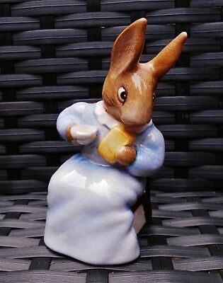 Beswick Beatrix Potter COTTONTAIL RABBIT VERY RARE BESWICK SIGNATURE EDITION BP4