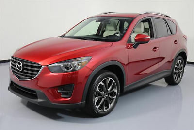 2016 Mazda CX-5  2016 MAZDA CX-5 GRAND TOURING AWD SUNROOF NAV 34K MILES #682031 Texas Direct