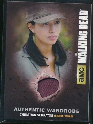 2016 The Walking Dead Season Four P#M41 Christian Serratos as Rosita Espinosa