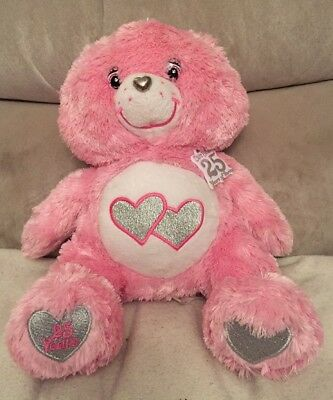 Pink 25 Years Of Caring Care Bear