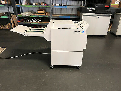 Plockmatic BM60 Bookletmaker - Fully Serviced & Tested - Includes Stand!