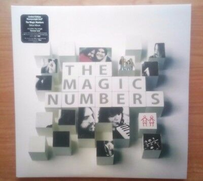 THE MAGIC NUMBERS - original 2005 debut limited 2 x vinyl LP + 7""