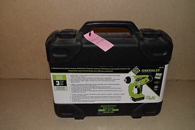 == GreenLee LRH-144 Cordless Rotary Hammer Drill/Driver- NEW