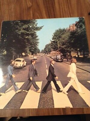 The Beatles - Abbey Road - PCS 7088 (Vinyl LP) First Press RARE