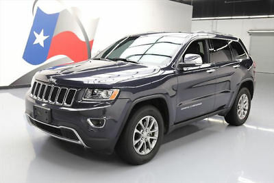 2016 Jeep Grand Cherokee  2016 JEEP GRAND CHEROKEE LIMITED LEATHER REAR CAM 50K #401633 Texas Direct Auto