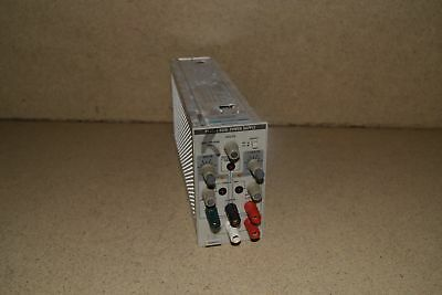 Tektronix Ps503A Ps 503A Dual Power Supply Plug In (Tp175)