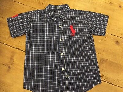 Boys Ralph Lauren bundle x 4 shirts Size 7-9