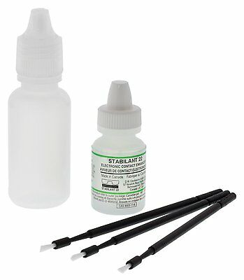Stabilant 22 - Liquid Semi-Conductor (5 mL kit) Electronic Contact Enhancer