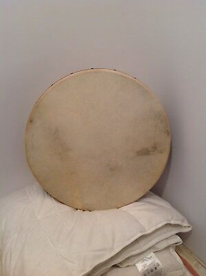16 Inch Irish Drum, Bodhran: Mac