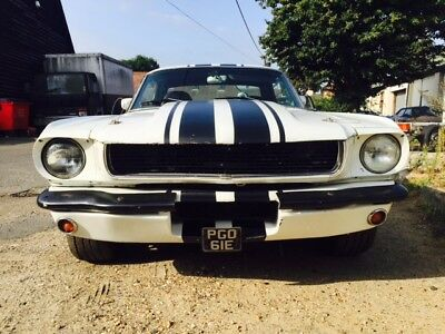 1966 ford mustang hot 302 4 speed manual track prepared excellent driver project