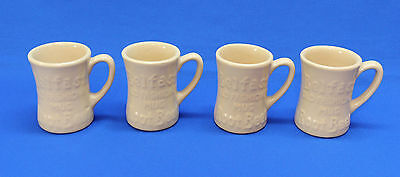 Tepco Belfast Mug Old Fashioned Root Beer Mugs - Set of 4 - Made In USA!