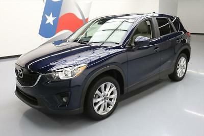 2015 Mazda CX-5  2015 MAZDA CX-5 GRAND TOURING AWD SUNROOF NAV 19'S 26K #464781 Texas Direct Auto