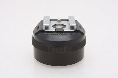 Nikon AS-1 Flash Hot Shoe Adapter Coupler