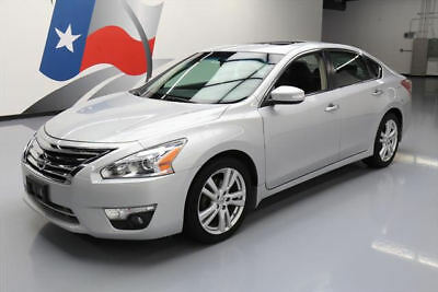 2013 Nissan Altima  2013 NISSAN ALTIMA SL HTD LEATHER SUNROOF REAR CAM 56K #522631 Texas Direct Auto