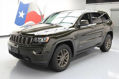2016 Jeep Grand Cherokee  2016 JEEP GRAND CHEROKEE 75TH ANNIV HTD LEATHER NAV 11K #436739 Texas Direct