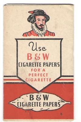 FMRA TOBACCO B&W CIGARETTE PAPERS sg782