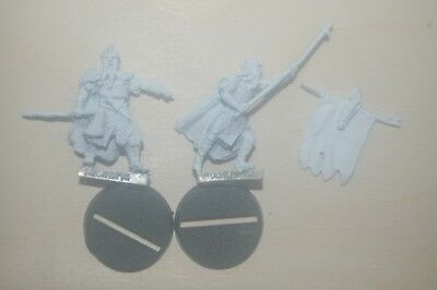 Warhammer ,lord Of The Rings , Dunlending Warriors Command