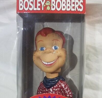 Bosley Bobbers ~ Howdy Doody ~ Limited Edition ~ 2002 ~ New in Box