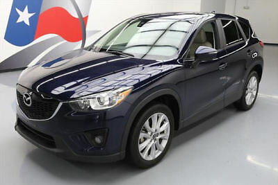2015 Mazda CX-5 Grand Touring Sport Utility 4-Door 2015 MAZDA CX-5 GRAND TOURING HTD SEATS SUNROOF NAV 49K #531063 Texas Direct