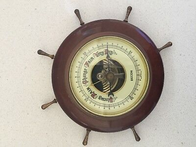 Becon Small Barometer