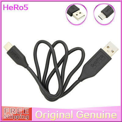 Original genuine GoPro HERO5 Camera USB Charger Cable Cord