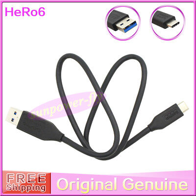 Original genuine USB Charger Charging Cable Cord for GoPro HERO 6 Camera