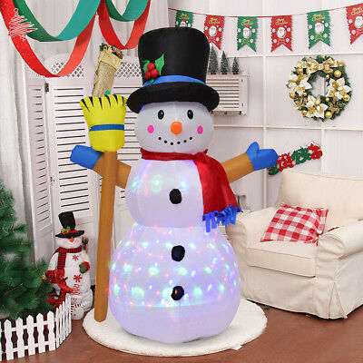 Outdoor Lighted Snowman 4ft indooroutdoor led inflatable christmas snowman holiday decor 4ft indooroutdoor led inflatable christmas snowman holiday decor lighted lawn workwithnaturefo