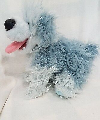 Max Sheepdog NEW -The Little Mermaid soft toy Disney Store