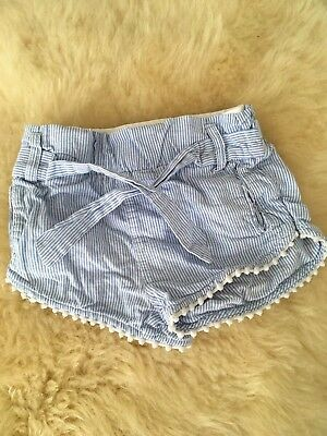 Cotton On Baby Shorts 6-12mths