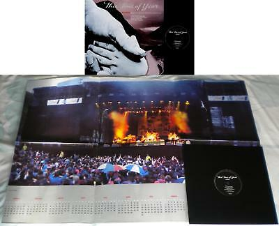 """RUNRIG This Time Of Year  12"""" Poster Sleeve, Orig 1994 Ltd Edition, 4 Tracks Inc"""