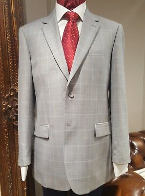 Mens Brook Taverner Jacket - Formal - Casual - Dinner - Winter & Summer Size 42S