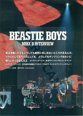 Beastie Boys - Clippings From Japan Magazine Rockin'on