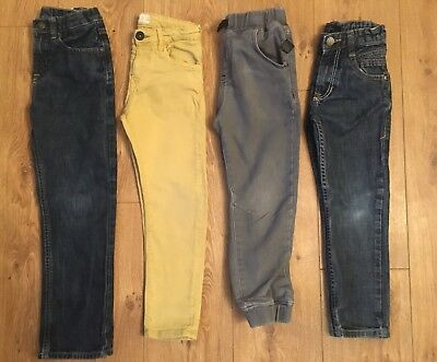 Boys Jeans 6-7 Zara Ralph Lauren  Next Jasper Conrad Winter Bundle Age 6