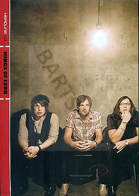 Kings Of Leon - Clippings From Japanese Magazine Rockin'on 2008 - 2009
