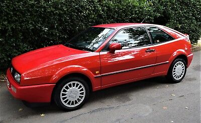 Vw Corrado 1.8 16V 1990 Fsh, Low Mileage