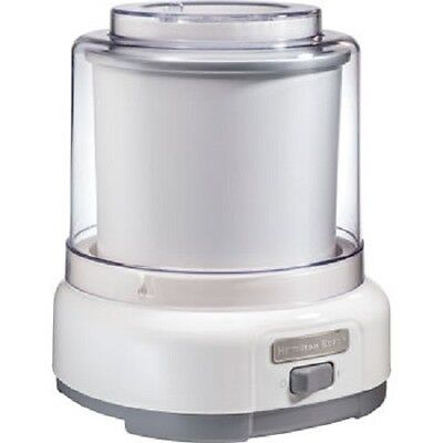 Hamilton Beach 1.4 L (1.5 qt.) Ice Cream Maker