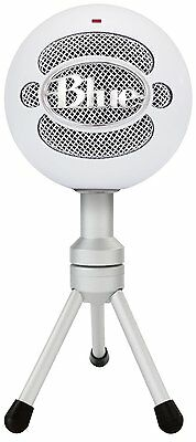 Blue Microphones Snowball iCE Condenser Microphone, Cardioid